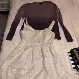 Women's Sweater and Dress